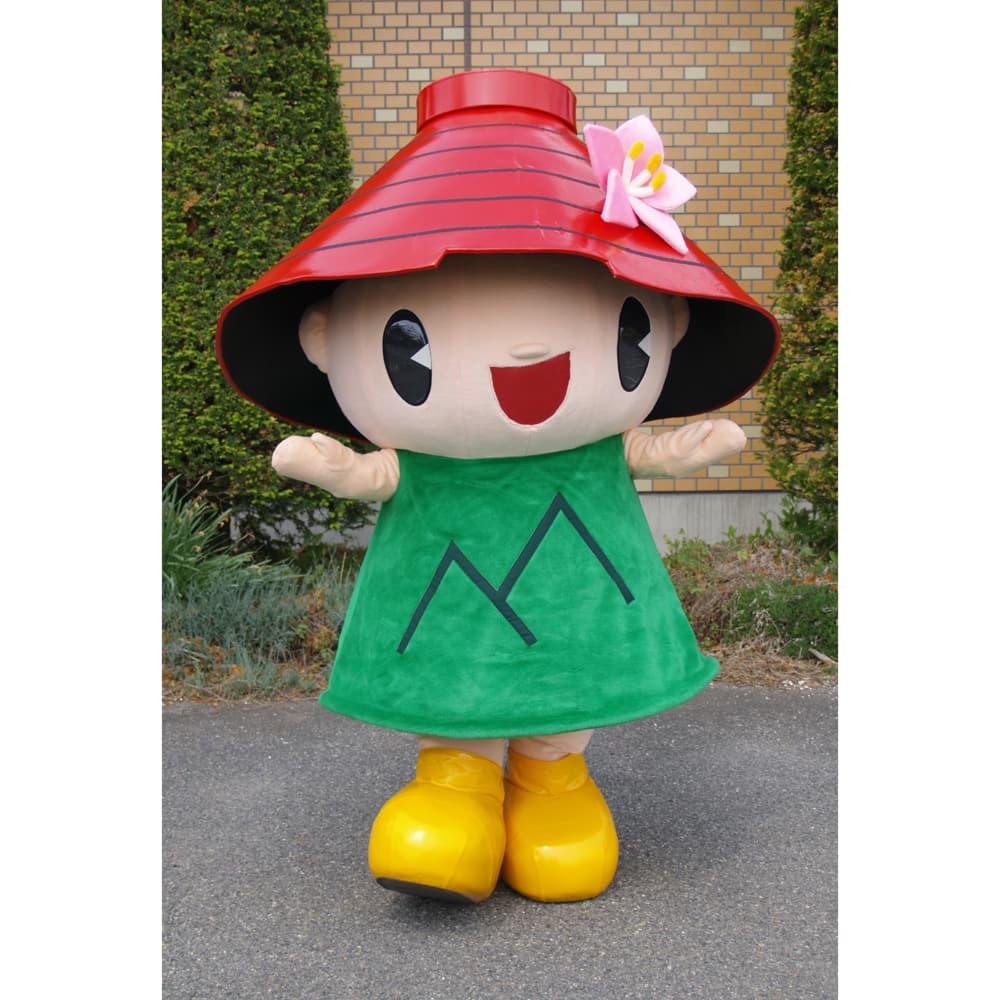 信州山形村イメージキャラクター「やまっち」